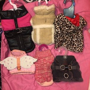 Size small & extra small girl dog bundle